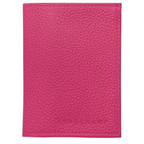 Card holder, Pink/Silver - View 1 of  3 -