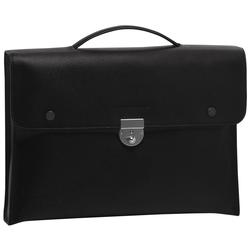 Briefcase S, 047 Black, hi-res