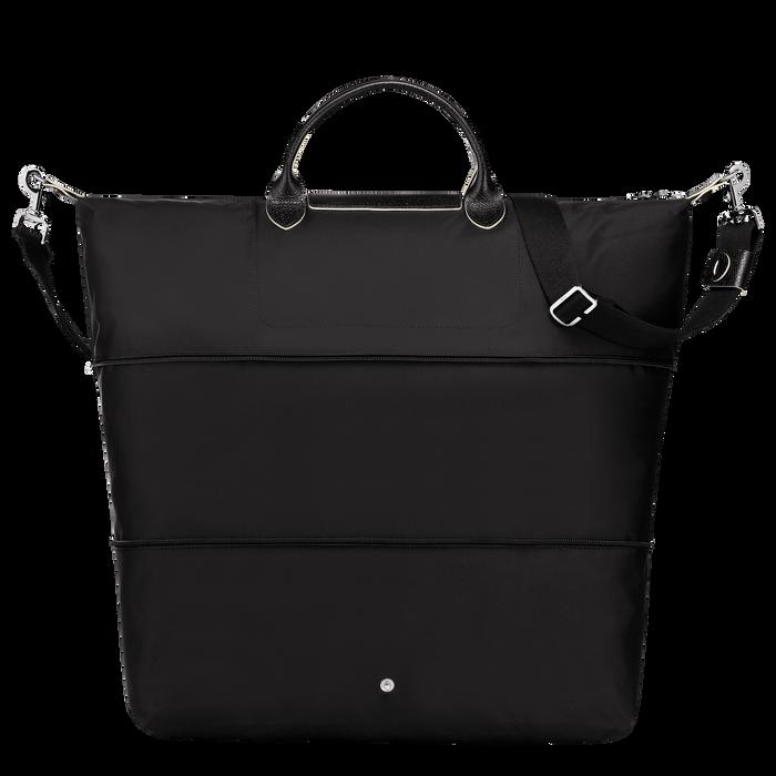Reisetasche, Schwarz - Ansicht 3 von 4 - Zoom vergrößern