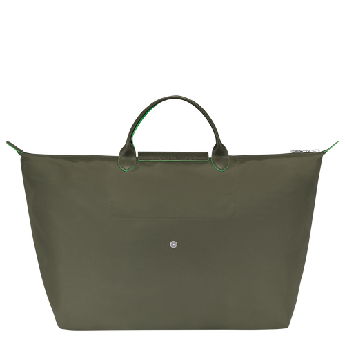 Bolsa de viaje L, Verde Longchamp - Vista 3 de 5 -