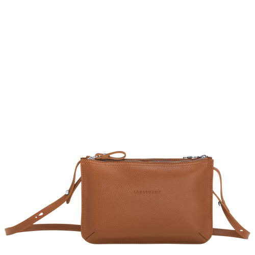 Crossbody bag Le Foulonné Caramel (L2072021F72) | Longchamp US