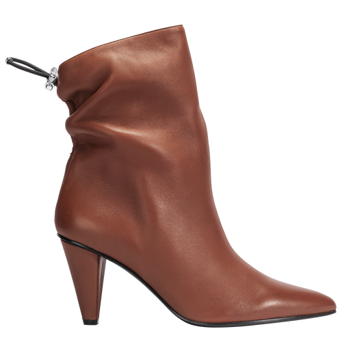View 1 of Ankle boots, Cognac, hi-res