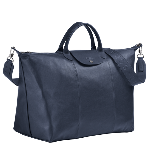Travel bag L, Navy - View 2 of  3 -