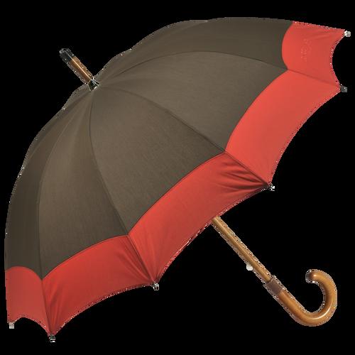 Umbrella, D76 Khaki/Pilot Blue, hi-res