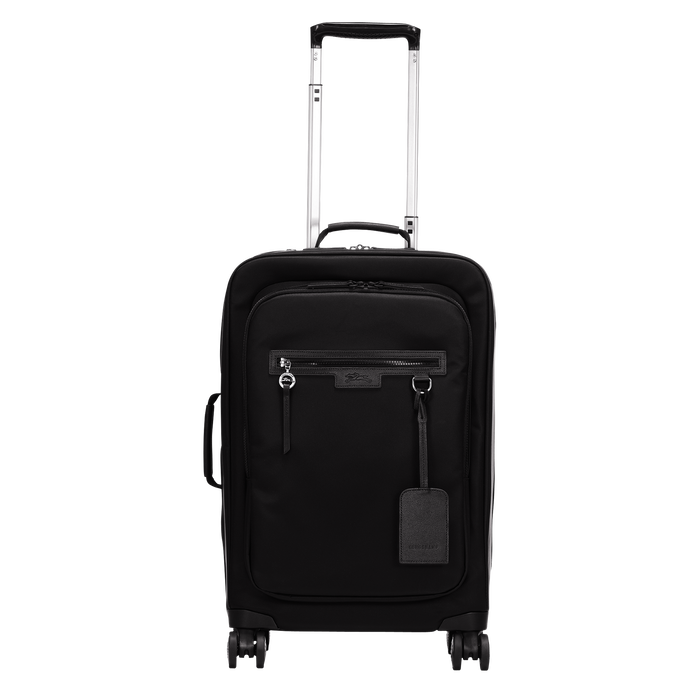 Cabin suitcase, Black, hi-res - View 1 of 3