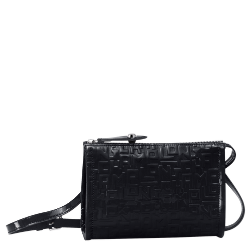 Crossbody bag, Black, hi-res - View 1 of 3