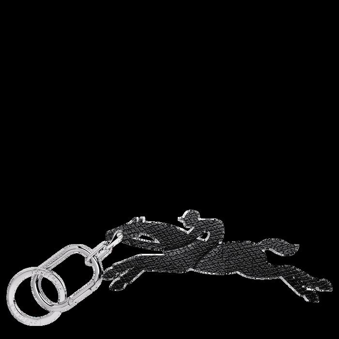 Le Pliage Club Key-rings, Black