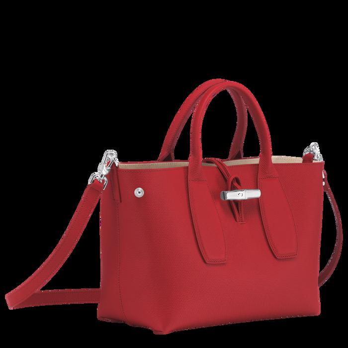 Handtasche M, Rot - Ansicht 3 von 5 - Zoom vergrößern