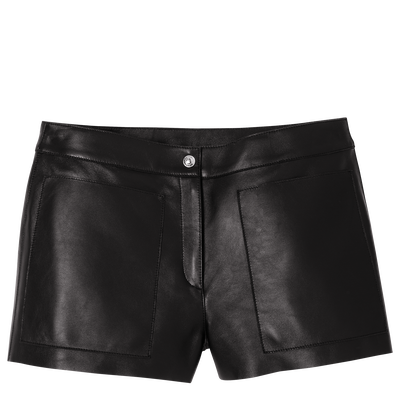 Shorts, Black/Ebony