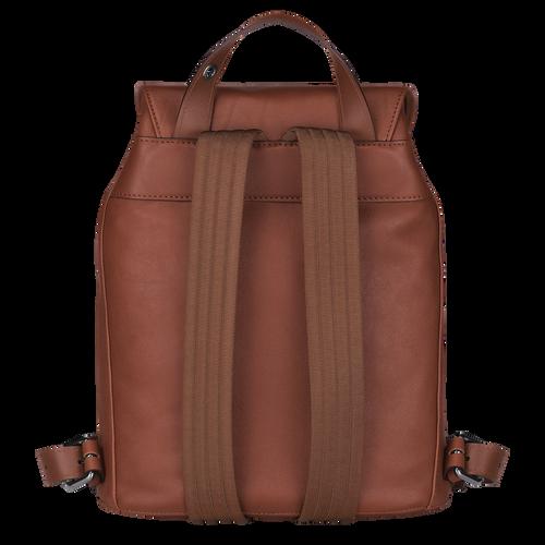Backpack S, Cognac - View 3 of  3 -