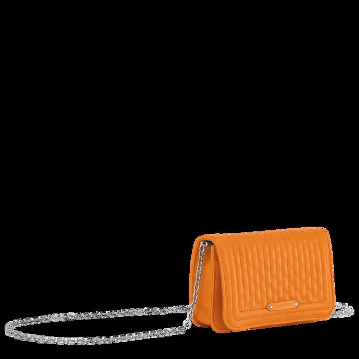 Geldbörse mit Kette, Orange, hi-res - View 2 of 3