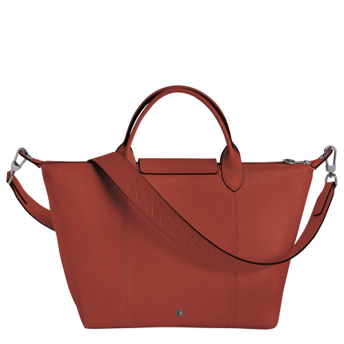 Top handle bag M, Sienna - View 3 of  5 -