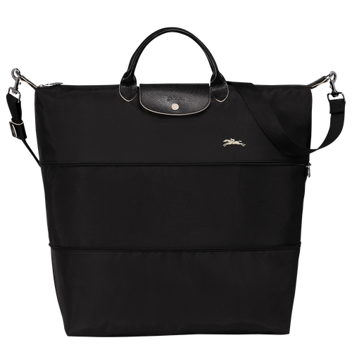 View 1 of Travel bag, 001 Black, hi-res