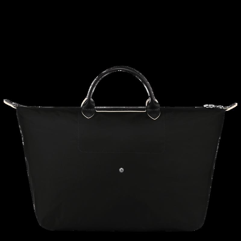 Le Pliage Club Travel bag L, Black