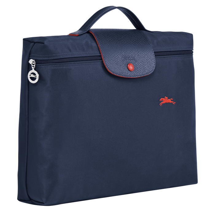 Briefcase S, Navy - View 2 of  5 - zoom in