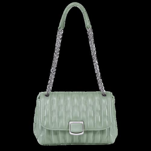 Crossbody bag M Brioche Jade (10131HVV323) | Longchamp DK