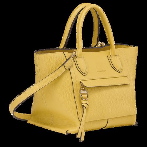 Mailbox Handtasche M, Gelb