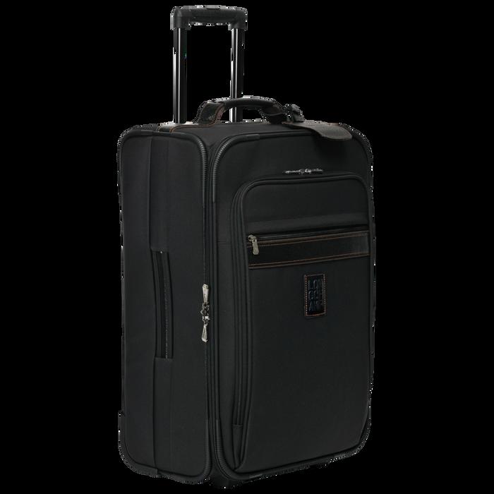Cabin suitcase, Black, hi-res - View 2 of 3