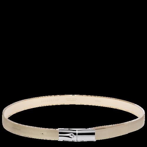 Ladies' belt, Platinum, hi-res - View 1 of 1