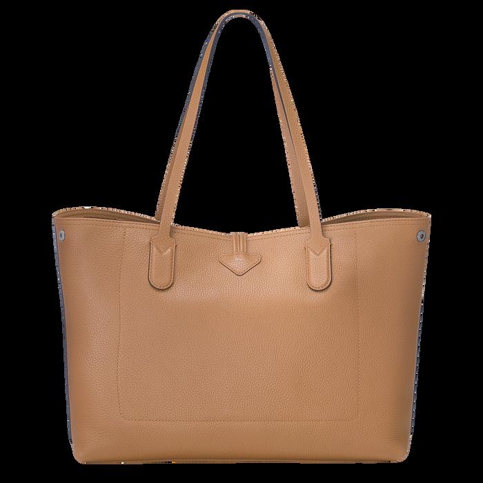 Shoulder  bag L, Natural, hi-res - View 3 of 3