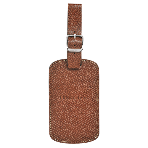 Luggage tag, Brown - View 1 of  1 -
