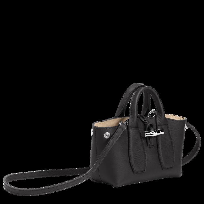 Top handle bag S, Black, hi-res - View 3 of 4