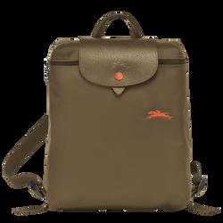 Backpack, A23 Khaki, hi-res