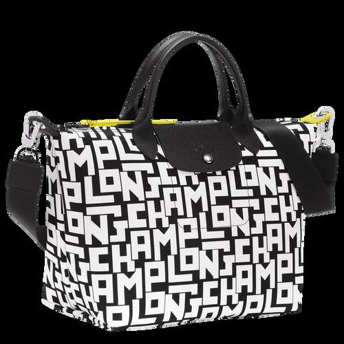 手提包, 黑/白色, hi-res - 2 的視圖 4