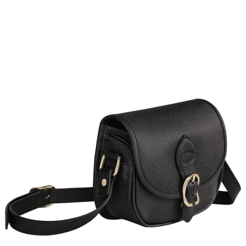 Crossbody bag XS, Black/Ebony - View 2 of  3 -