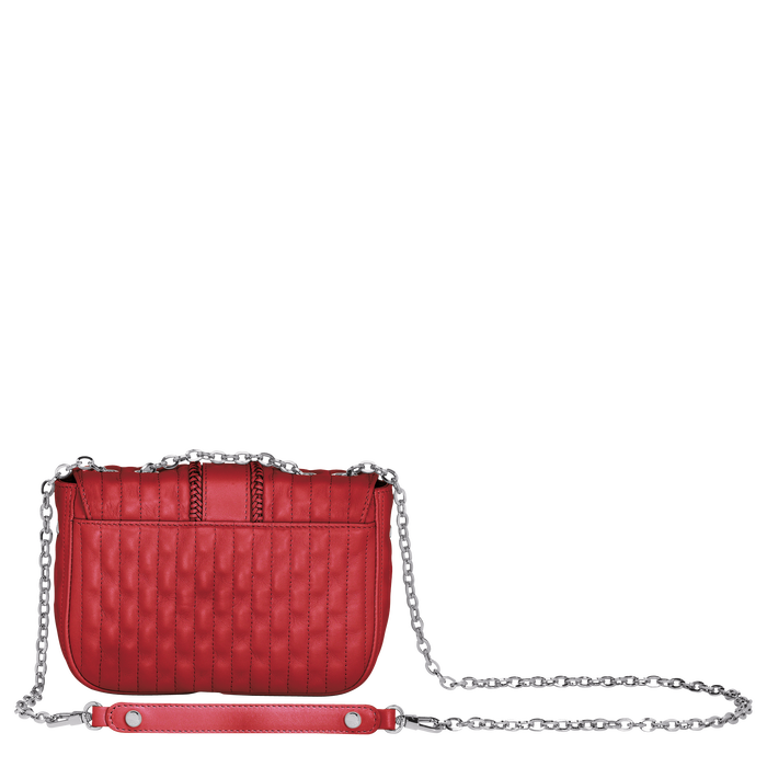 Crossbody bag XS, Red - View 3 of 3 - zoom in