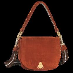 Hobo bag, 504 Cognac, hi-res