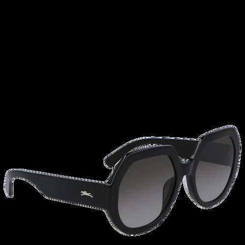 Sunglasses, Ebony, hi-res - View 2 of 3