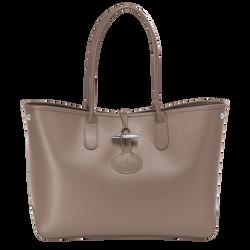 Shopping bag, 015 Taupe, hi-res