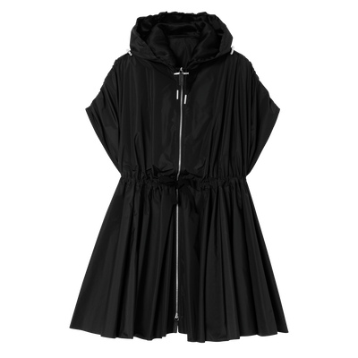 Raincoat, Black, hi-res