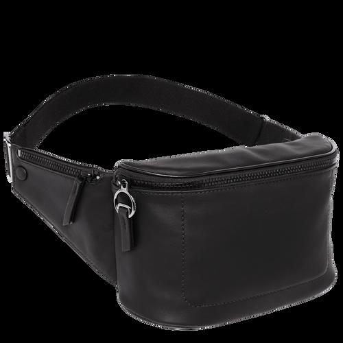 View 2 of Belt bag, 001 Black, hi-res