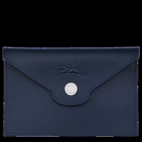 Le Pliage Néo Card holder, Navy