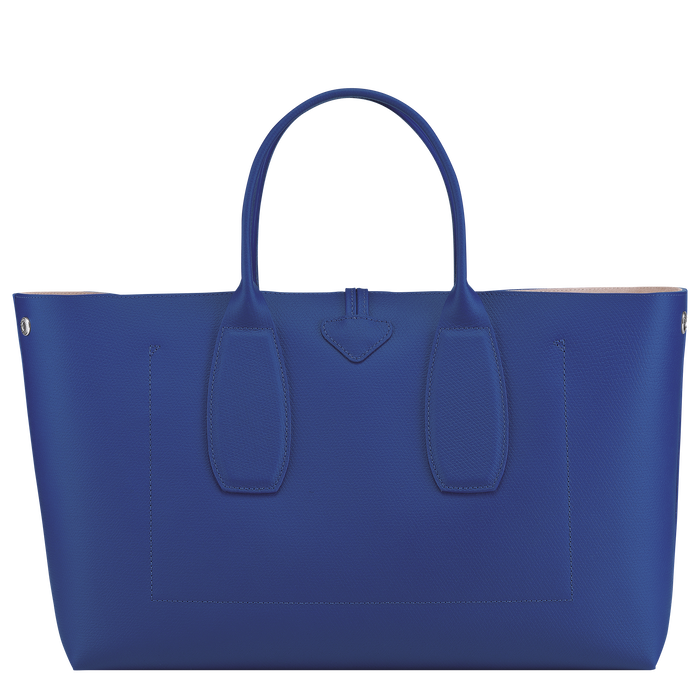 Roseau Bolso con asa superior L, Azul