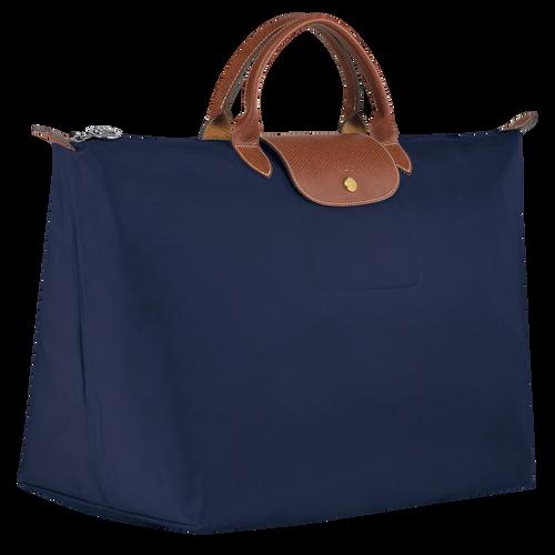 Bolsa de viaje L, Azul oscuro - Vista 2 de 4 -