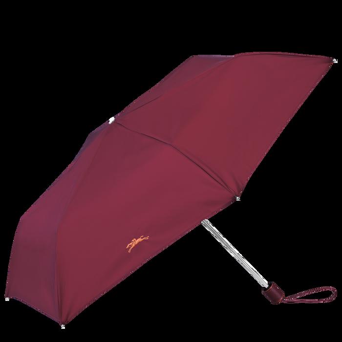 Retractable umbrella, Garnet Red - View 1 of  1.0 - zoom in