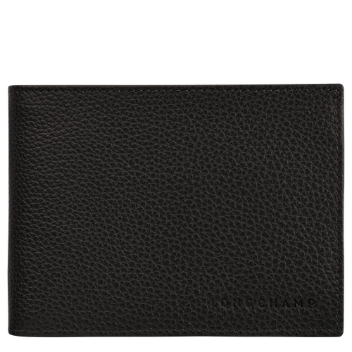 Wallet, Black - View 1 of  3 -