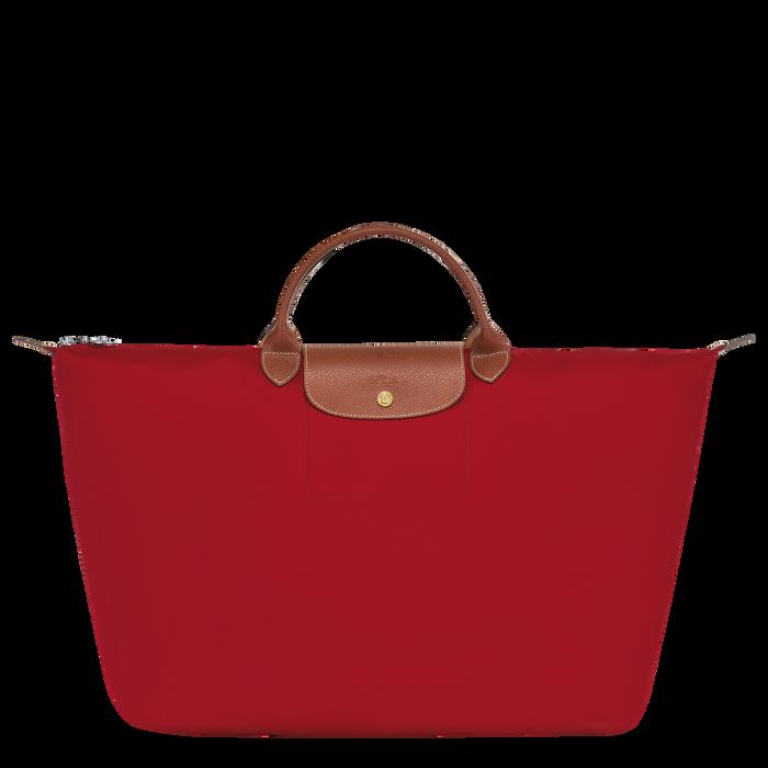 Reisetasche L, Rot - Ansicht 1 von 6 - Zoom vergrößern