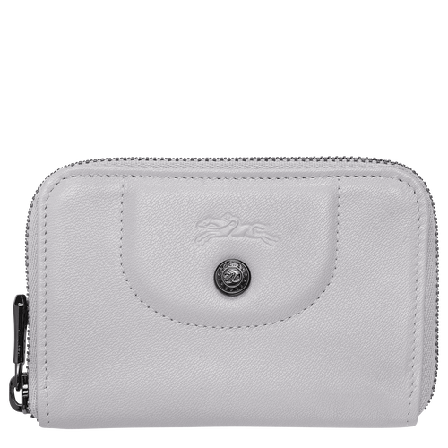 Coin purse, Grey, hi-res - View 1 of 2