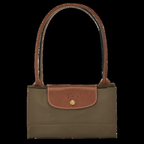 Shoulder bag L, Khaki - View 4 of  4 -