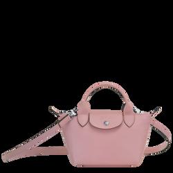 Top handle bag XS, Antique Pink