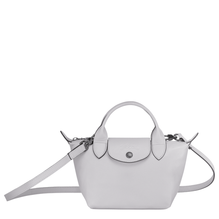 Top handle bag, Grey, hi-res - View 1 of 3