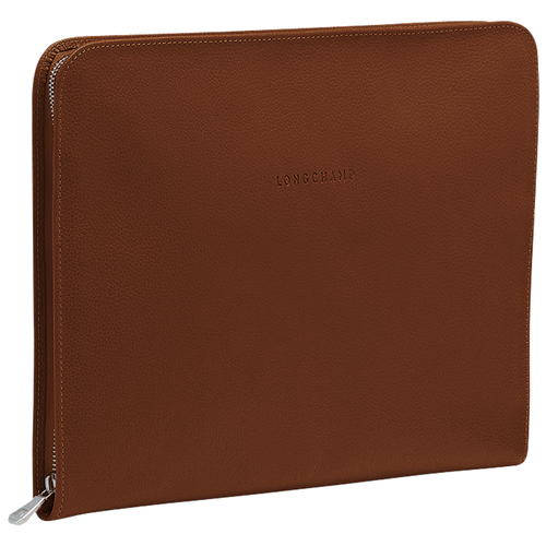 13'' Laptop case, 504 Cognac, hi-res