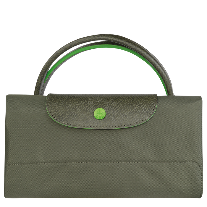 Travel bag XL, Longchamp Green - View 4 of  4 - zoom in