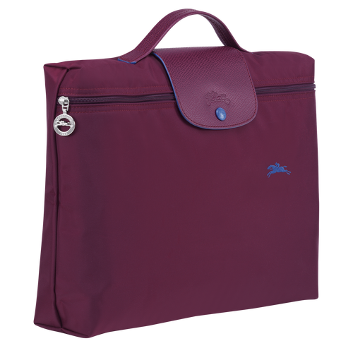 Briefcase, Plum, hi-res - View 2 of 4