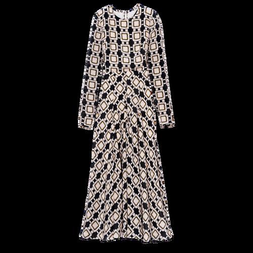 Robe longue, Ivoire - Vue 1 de 1 -