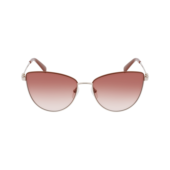 Lunettes Lunettes Solaires, Or/Cappuccino